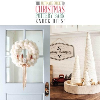 The Ultimate Guide To Christmas Pottery Barn Knock Offs
