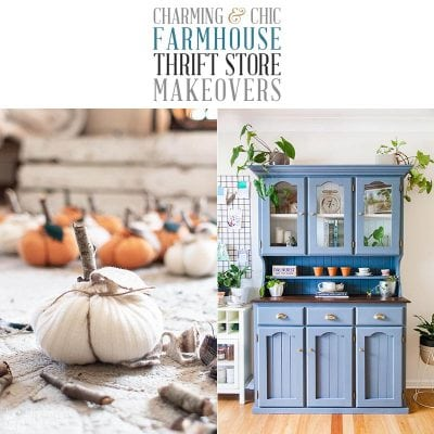 Charming and Chic Farmhouse Thrift Store
