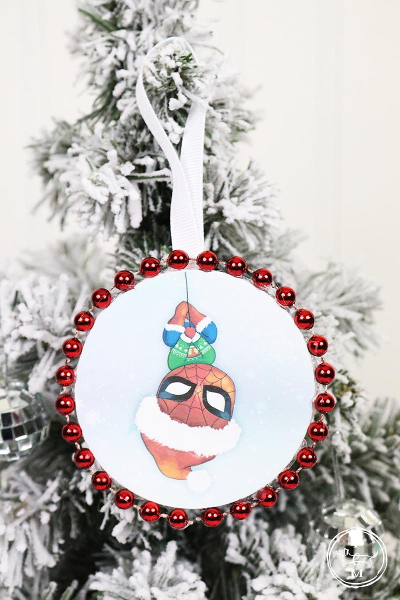 Come and check out some of The Best DIY Dollar Store Christmas Ornament EVER! All are fabulous and so incredibly budget friendly!  DIY Dollar Store Christmas Hacks you will LOVE!