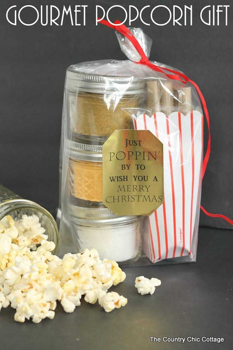 These are some of the Best Mason Jar Food Gifts Ever!!!! So easy to put together and there is something that will make everyone on your list happy!