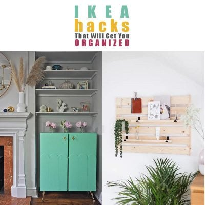 IKEA Hacks That Will Get You Organized!