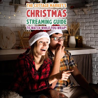 Christmas Streaming Guide to Watch While You Wrap!