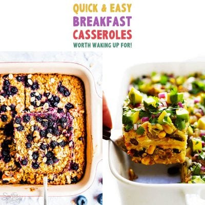 Quick and Easy Breakfast Casseroles Worth Waking Up For!