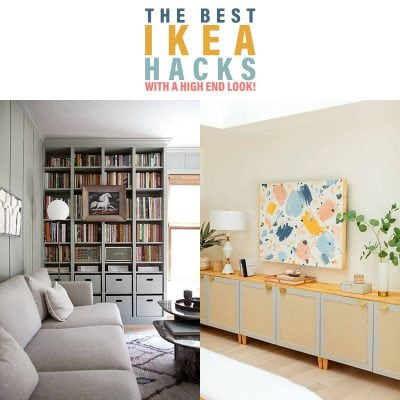 The Best IKEA Hacks With a High End Look!