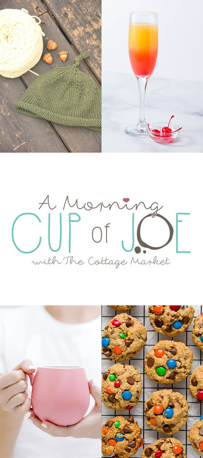 Enjoy A Morning Cup Of Joe Linky Party with DIY Features! Come and enjoy some wonderful features... check out new items on the party then share your creations!