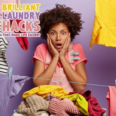 Brilliant Laundry Hacks That Make Life Easier!