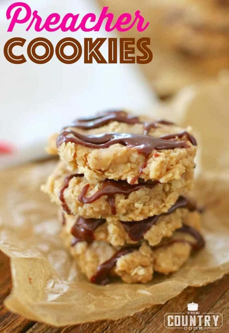 These Last Minute Quick and Easy No Bake Cookies are the perfect answer when you are running behind and need a last minute amazing treat!