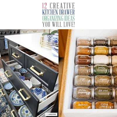 12 Creative Kitchen Drawer Organizing Ideas You Will Love!