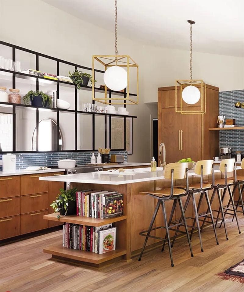 These Kitchen Trends That Offer Comfort and Inspiration will be around for a long time because they are fabulous and timeless!  Some trends come and go... but I think most of them here are here to stay!