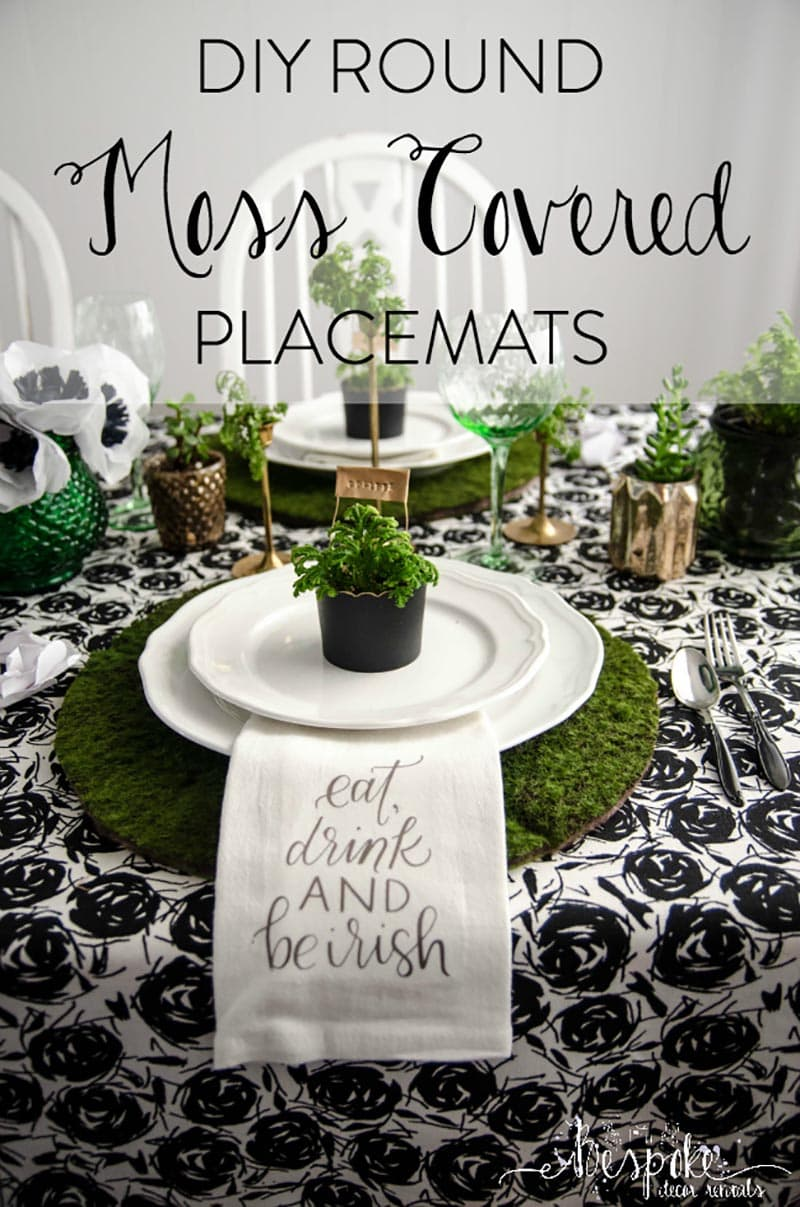 Magical St. Patrick's Day Farmhouse DIYS that will bring a touch of Green and Luck to your wonderful Home in true Farmhouse Style!