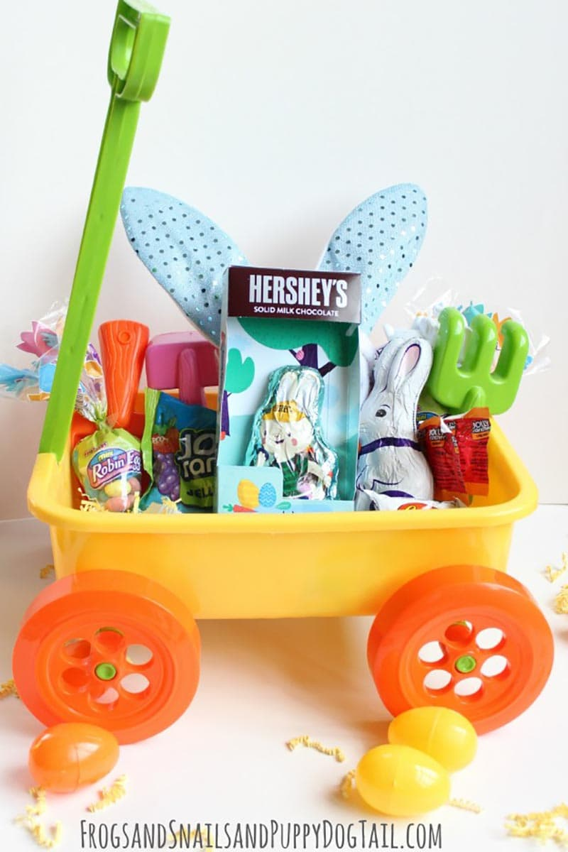 These Clever DIY Basket Ideas For Easter will bring a bit of cheer and happiness to you and your families lives. Most of them can be made with items you just might have in your home all ready.