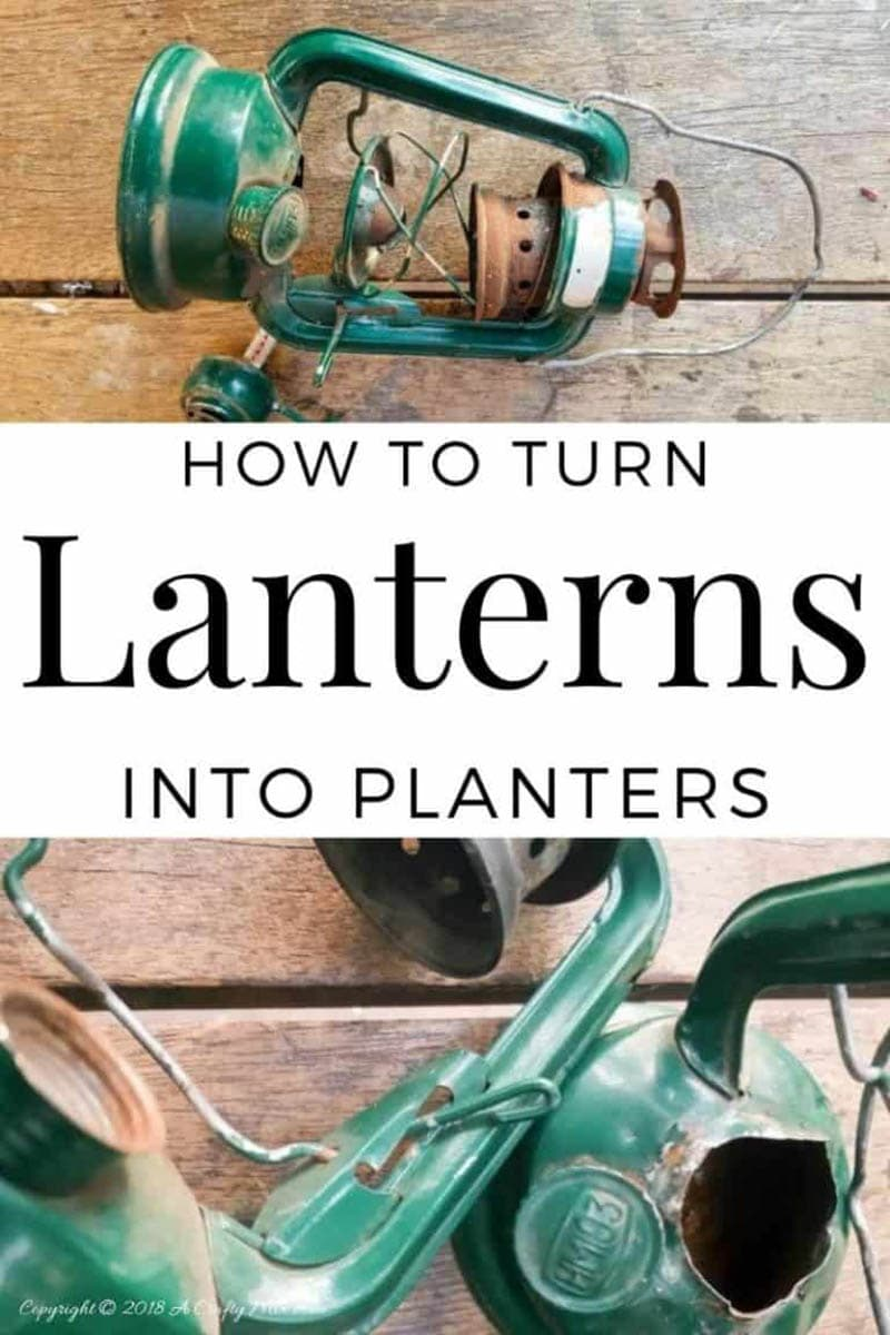 These Repurposed Garden Containers are going to totally motivate you to create many fabulous DIY Container Gardens.
