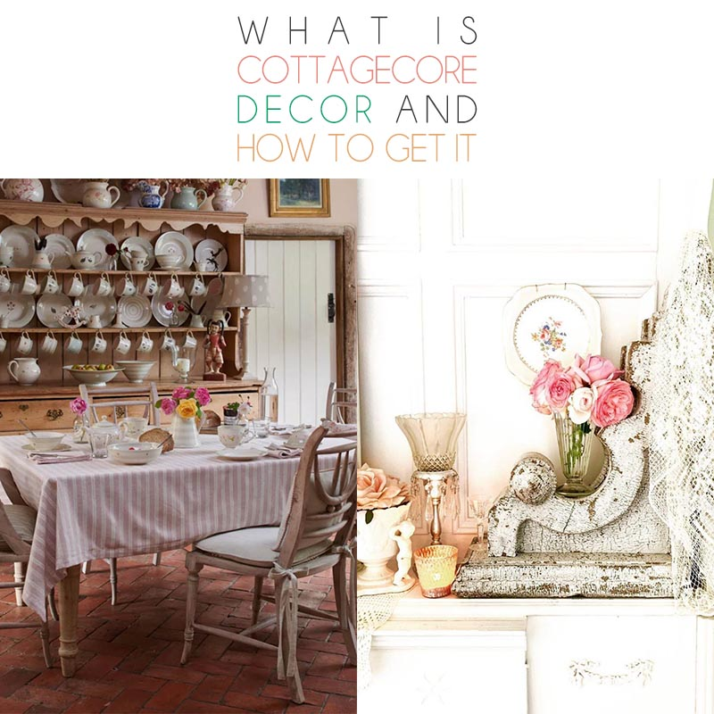 Come and join us as we explore the world of Cottage Core Decor and how to get the look in your own home