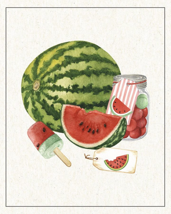 These Free Printable Farmhouse Summertime Vignettes are going to add a touch of Charm to your Kitchen for sure.