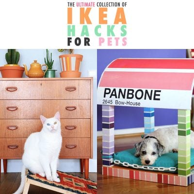 The Ultimate Collection of IKEA Hacks For Pets