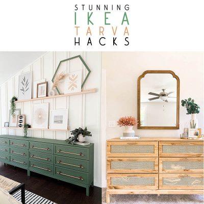 Stunning IKEA Tarva Hacks That Will Amaze You!