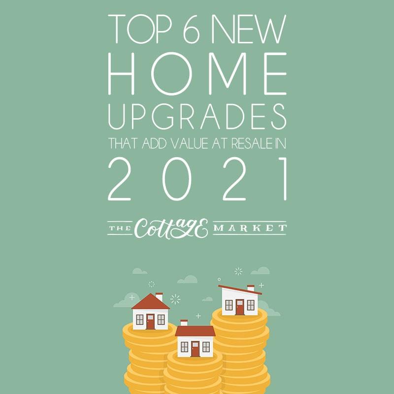 Si está buscando agregar valor a su hogar, ¡realmente disfrutará de estas 6 mejoras de casas nuevas que agregan valor en la reventa en 20201!