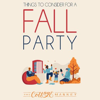 Things to Consider for a Fall Party