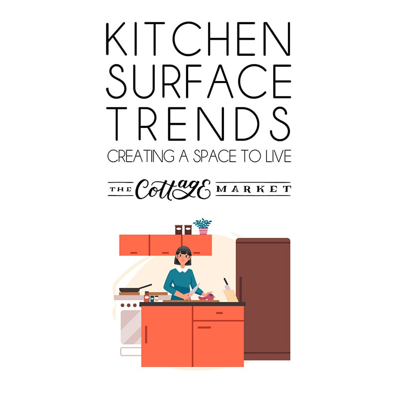 If you want to keep up with what is happening in Kitchen Decor check out these Kitchen Surface Trends which will help you while Creating a Space to Life