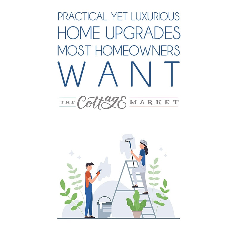 Thinking about resale or upgrading your home to make life easier for you and your family? Well then, check out these Practical Yet Luxurious Home Upgrades Most Homeowners want!