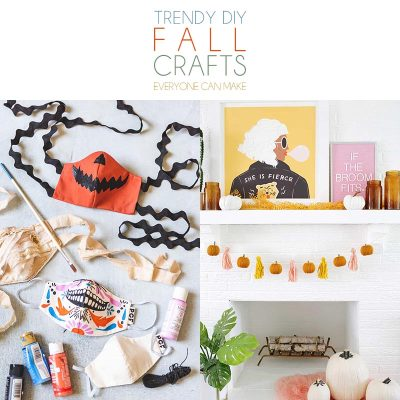 Trendy DIY Crafts To Make For Fall!