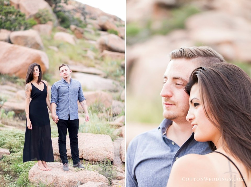 Enchanted Rock Engagement Photography_012