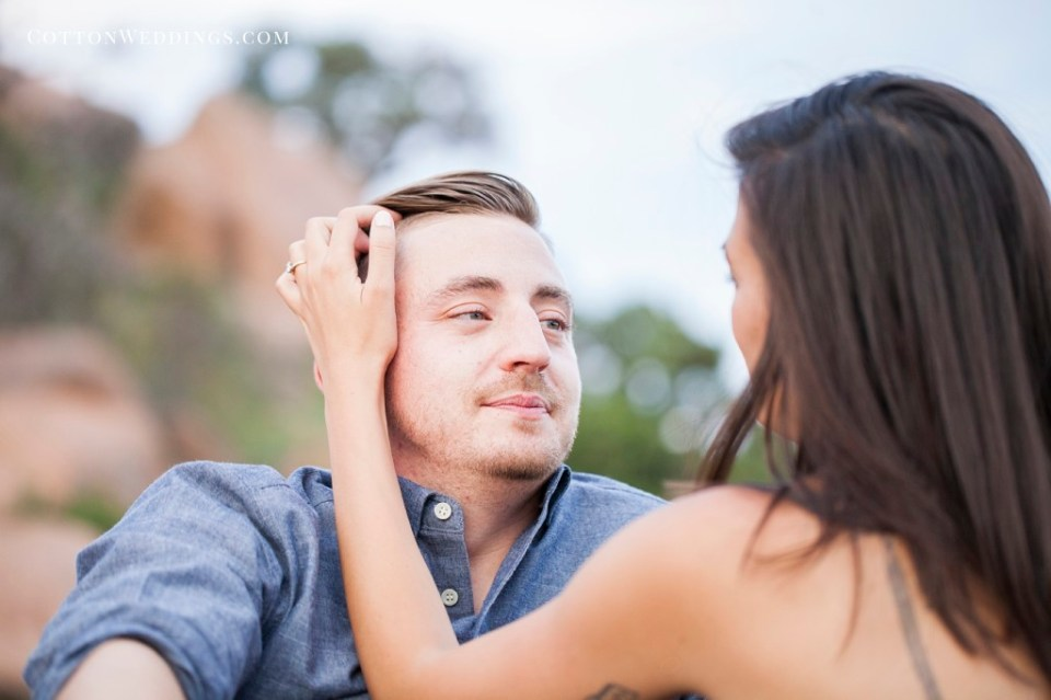 Enchanted Rock Engagement Photography_023