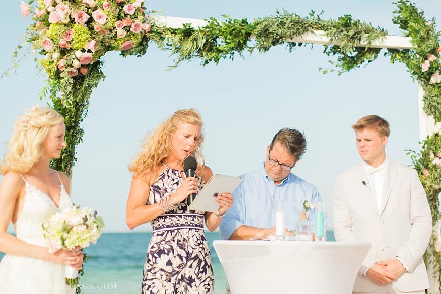 destination wedding at The Finest Playa Mujeres