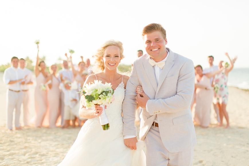 destination beach wedding in cancun