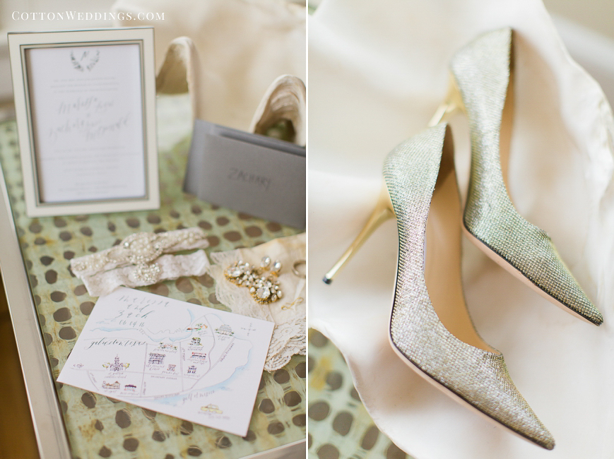 coastal wedding details inspiration