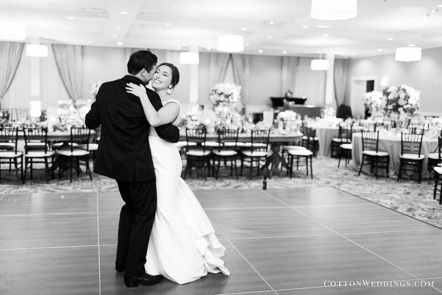 Tremont House Galveston Coastal Wedding-125
