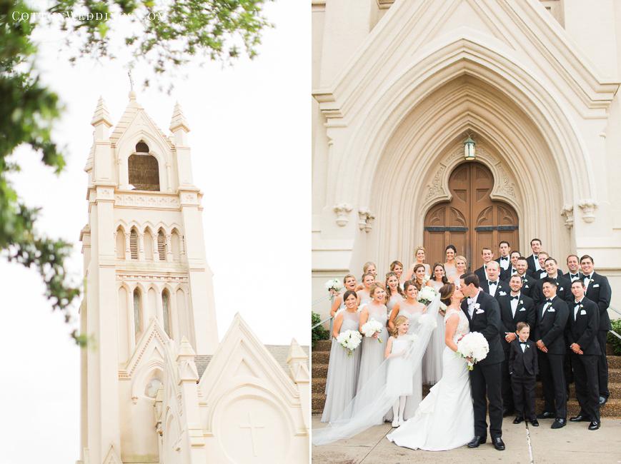 Tremont House Galveston Coastal Wedding-58
