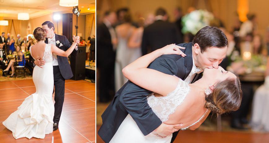 Tremont House Galveston Coastal Wedding-84
