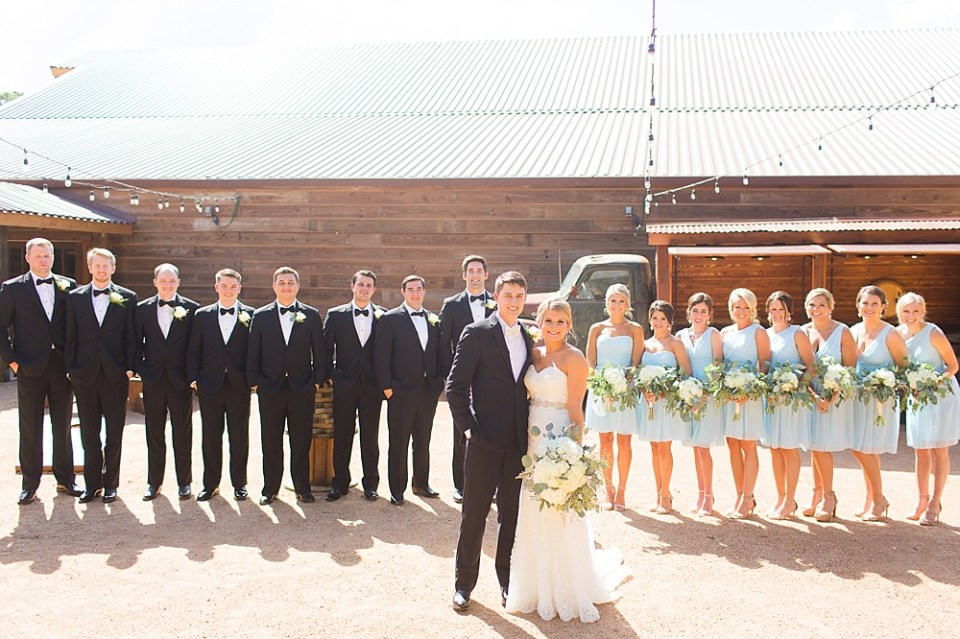 Big Sky Barn Wedding Texas_0050