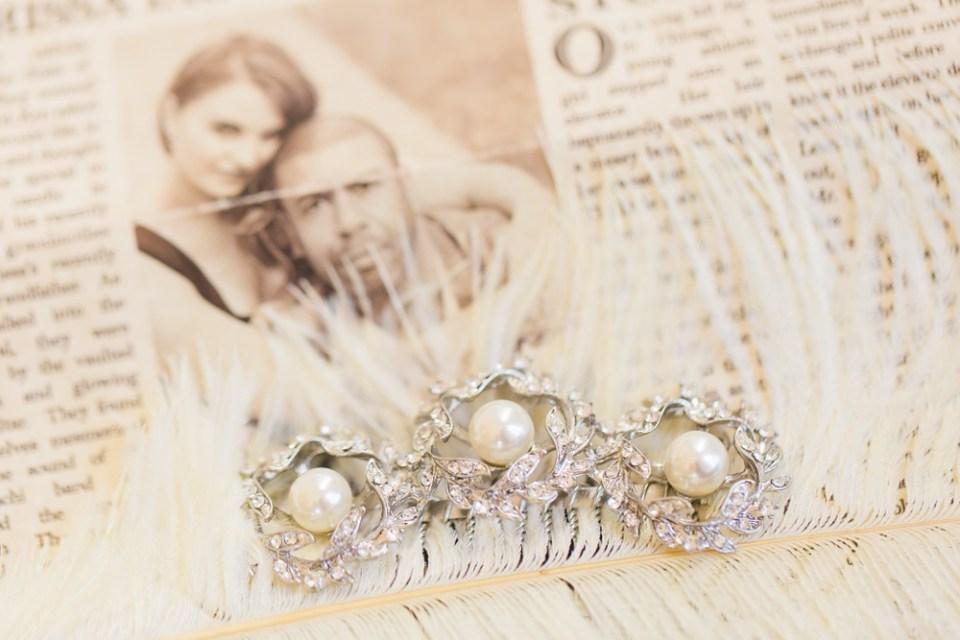 great gatsby wedding details