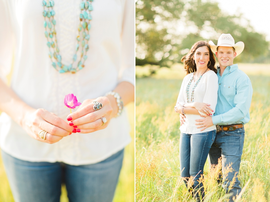 Texas Hill Country Engagement Photography | Rachel & Cody