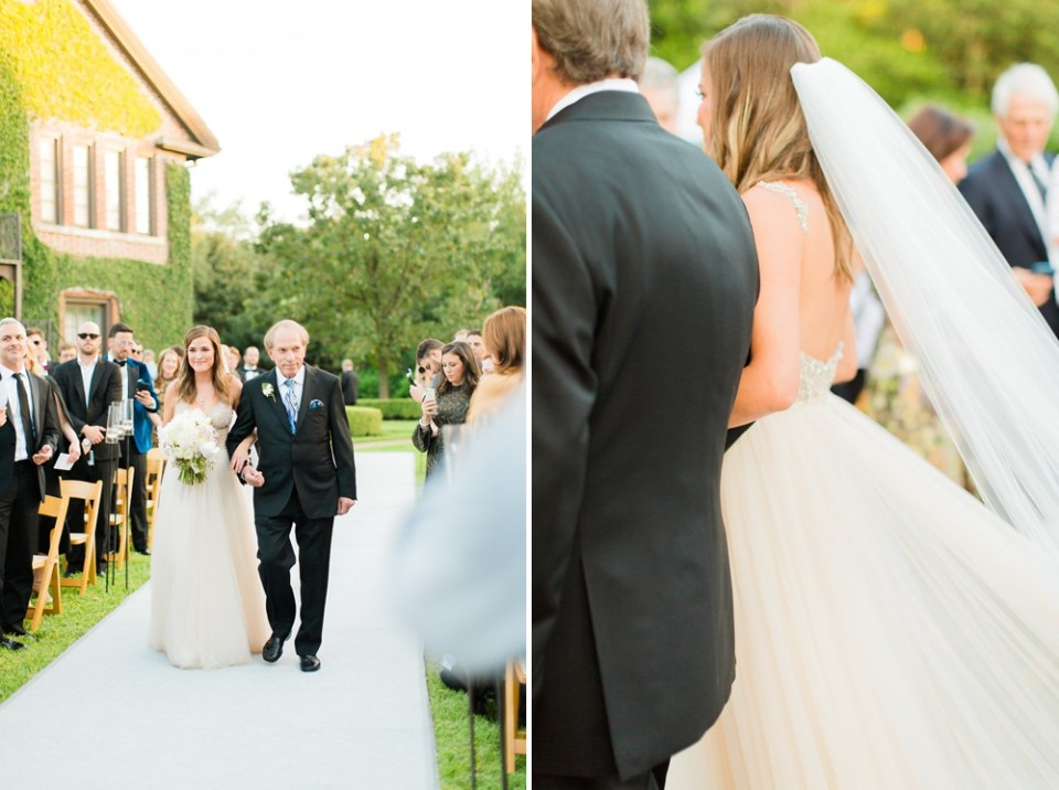 gorgeous river oaks wedding houston