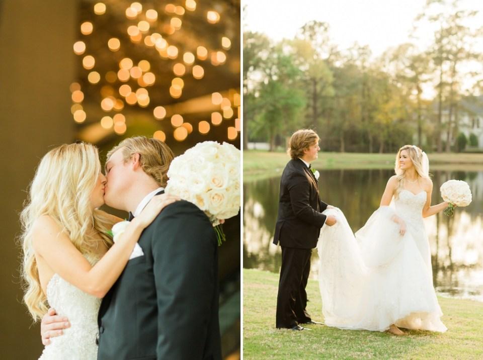 Woodlands Country Club Wedding Photographer
