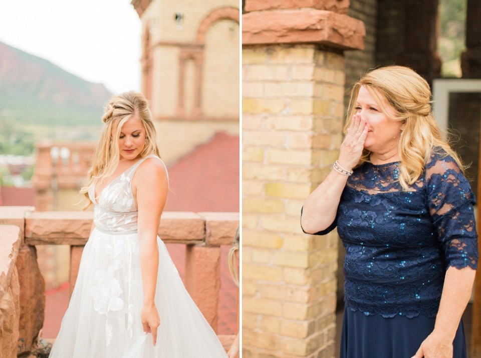 intimate destination colorado wedding