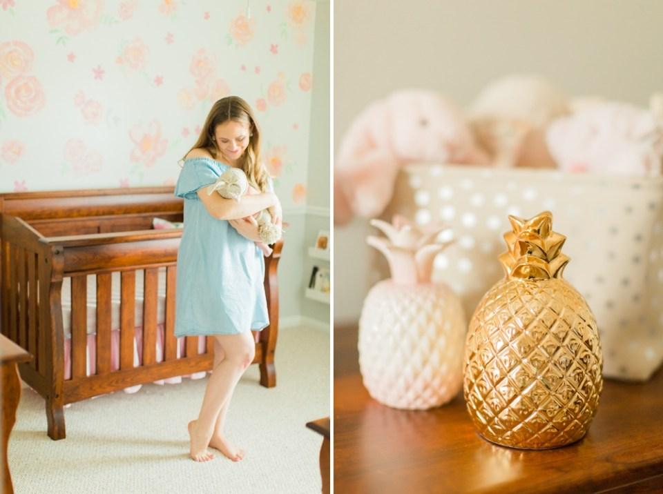 Pineapple Nursery Photos