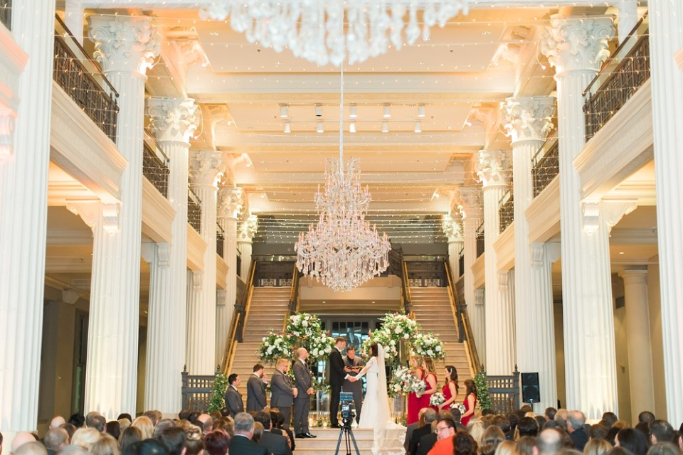 The Corinthian Wedding Houston Ceremony