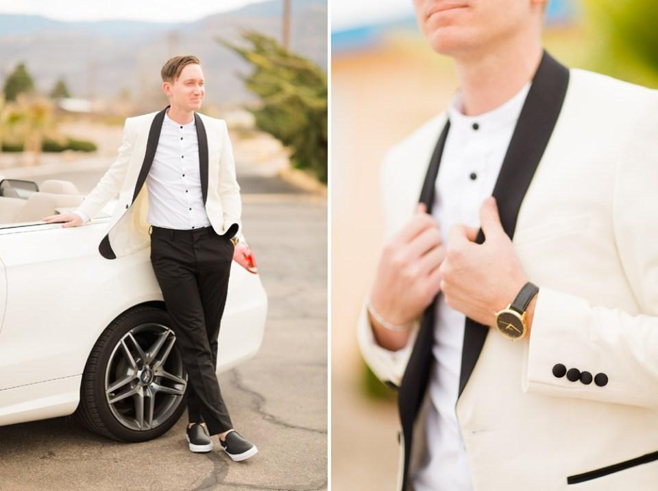 Groom Wedding Photoshoot