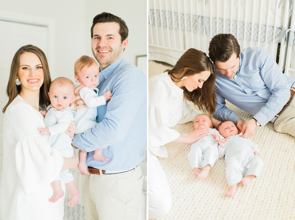 Houston Newborn Family photographer