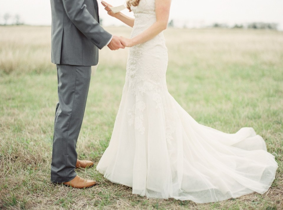 Round Top Bride and Groom