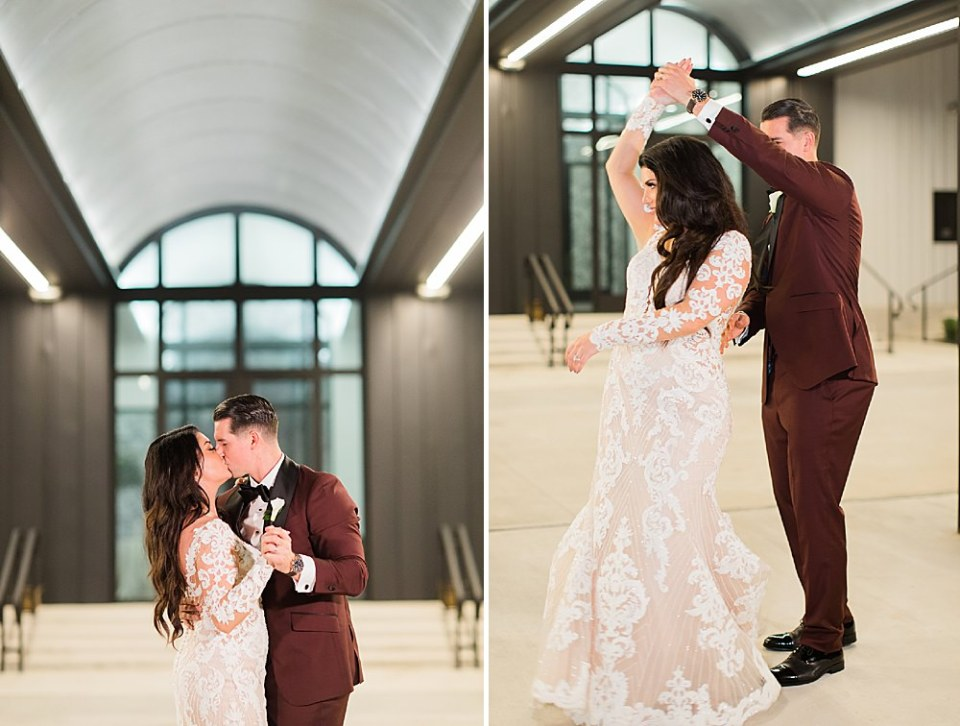 bride and groom photography at the revaire