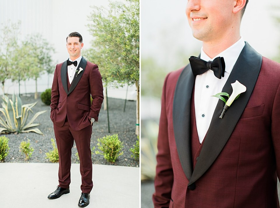 groom outdoors photography