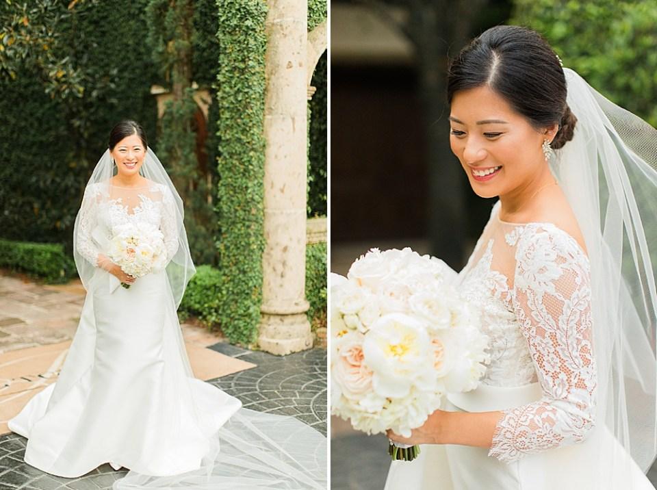 stunning bride portraits