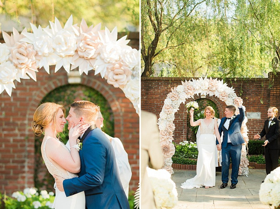 houston wedding photographers ceremony