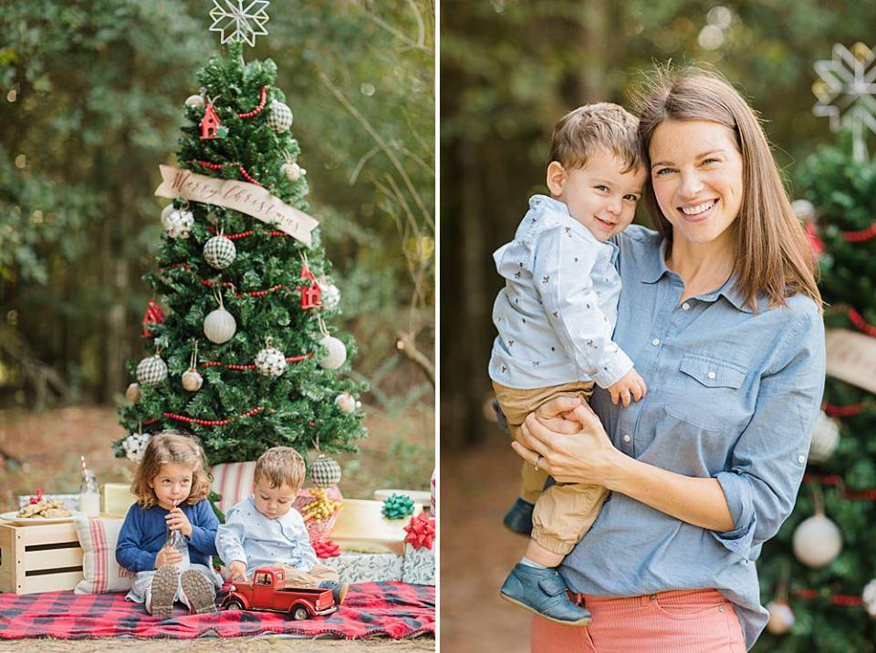 christmas family mini