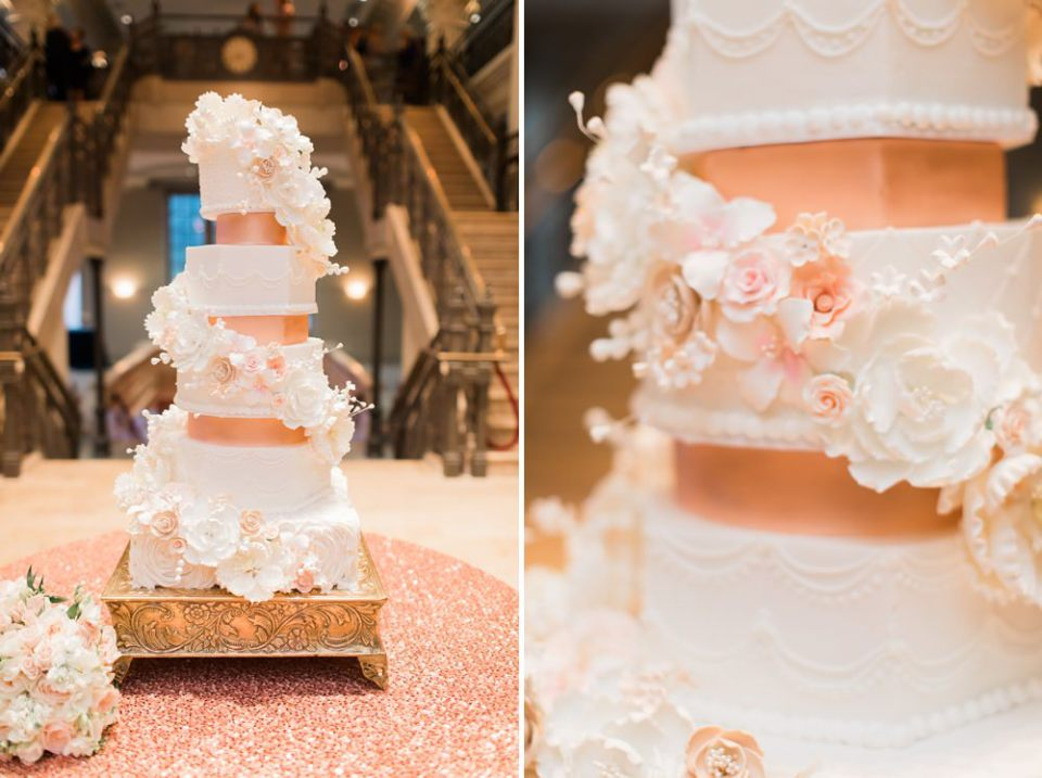 houston wedding cake